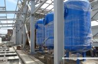 Стр-во здания водоподготовки