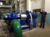 Насосный агрегат DHV.300-560PB