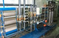 «Миргородский завод минеральных вод», г. Миргород, Полтавская обл., Украина :: Установка обратного осмоса